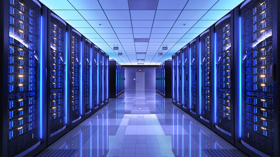 Website Hosting servers