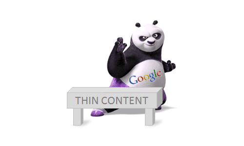 Thin content