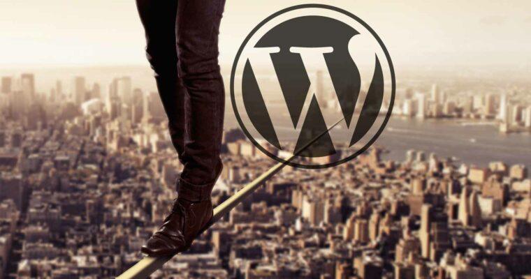 WordPress ie11 support
